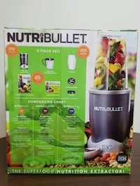 Nutri bullet mixer/ blender brand New Farmington Hills, 48334