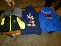 toddler's assorted clothes Grayslake, 60030
