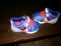 Light up Mickey Mouse toddler shoes Queensbury, 12804