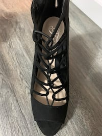 Brand new Fergie black heels size 10 women's Freehold, 07728