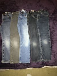 Boys size 5 jeans  Baltimore, 21236