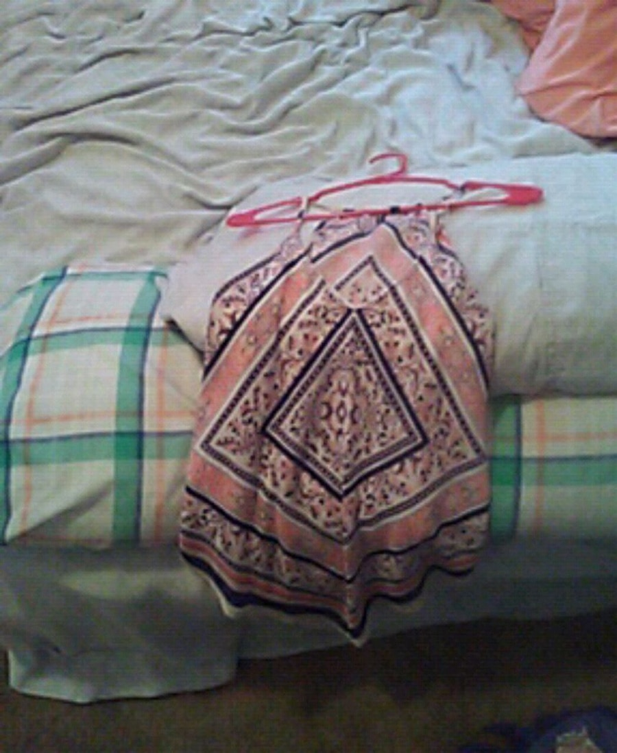 white and green striped polo shirt for sale  Chico