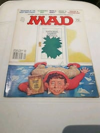 Mad Magazine Sept. 1979. Edmonton, T5T 6E2