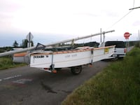 Competition race boat 16ft Prindle Catamaran Seattle, 98107