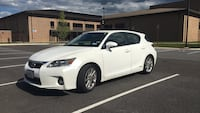 CLEAN Lexus - CT 200h - 2011 Washington, 20003