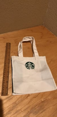 Tote star bucks  Stockton, 95212