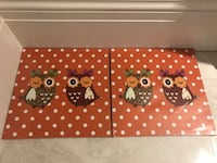 Owl canvas frames Mississauga