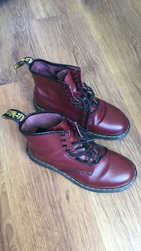 Doc. Martins botas burdeos mens 39 Madrid, 28006