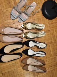 Package of shoes for women Toronto, M4P 2A6