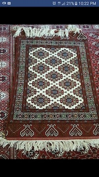 Turkmen Rug handwoven Rug London