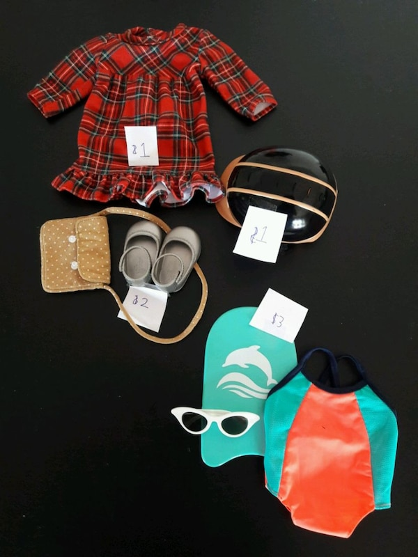 Our Generation/My Life Doll Clothes