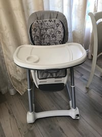 Graco 4-1 high chair