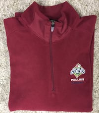 Phillies 2008 World Series Fleece Pullover Lebanon