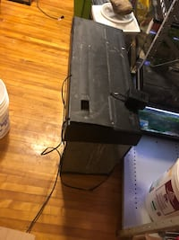 30 gallon aquarium with filter/light built into hood Ottawa, K1K 2K9