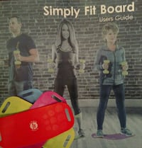 Simply Fit Board Silver Spring