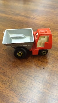 orange and gray dump truck toy car Vienna, 22181