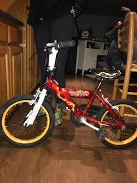 Huffy Vulcan kids bike
