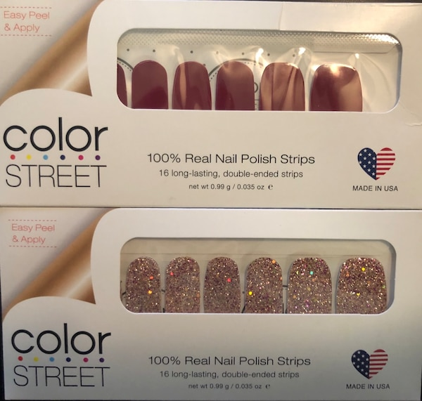 ColorStreet nail polish strips 70ecded2-9e7d-4f4a-8ca5-ab65bf5eff67