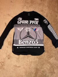 Motorsport long sleeve shirt