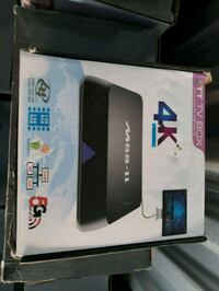 Android box unprogrammed  Toronto, M1C 2A4