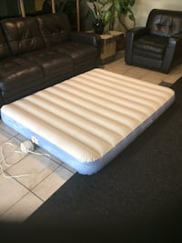 Aerobed Queen air mattress Montréal, H4N