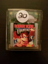 Donkey Kong Country for Gameboy Color  Vaughan, L4L