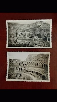 2 vintage WW2 photographs Italy 1944 Plant City, 33563