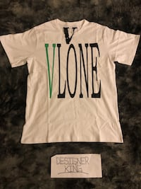 Vlone Green & White  Washington, 20010
