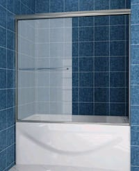 shower or tub glass doors