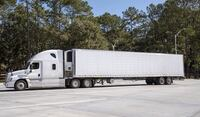 Tractor Trailer, General Freight  - Commercial Insurance 5 km