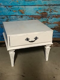 Gorgeous Pair of Shabby Chic End Tables  Zorra, N5C 3J5