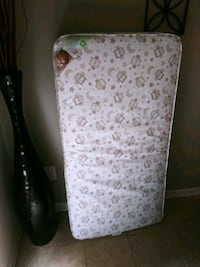 white and pink floral mattress Charlotte, 28212