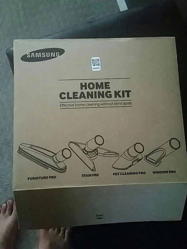 Samsung cleaning kit for vacum