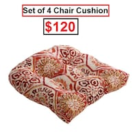 AJ- BRAND NEW- Dyanna Chair Cushion (Set of 4) Mississauga