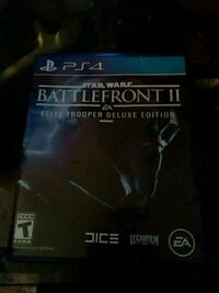 Starwars battlefront 2 used once