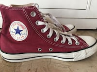 Converse All Star alte bordeaux misura 6 Milano, 20154