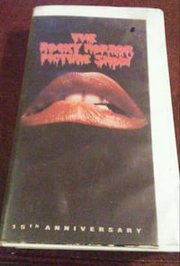 Rocky horror picture show VHS movie London, N5W 4V7