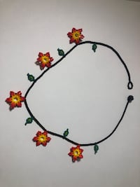 flower beaded necklace from Mexico! Richmond, 23220