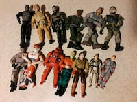 """GI Joes, 12"""" in. Locker and accessories  Commerce City, 80022"""