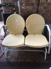 Double glider; excellent condition . Bossier City, 71111
