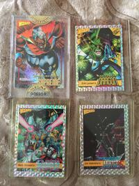 Wizards - Image comic book collectible cards