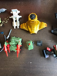 Vintage toys Gijoes and accessories Vaughan, L4H 2C3