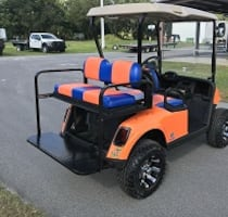 *EXCELLENT QUALITY♔EZGO FREEDOM ELECTRIC GOLF CART