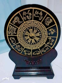 12 Zodiac Ba Gua Obsdian display set Singapore, 670650