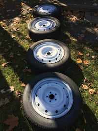 "Mags Low price $189 a set of (4) 5x114.3x17"", Trades Wanted!"
