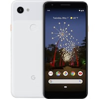 *firm price* Google Pixel 3a 64GB Clearly White LTE Android Smartphone (pick up only) Toronto