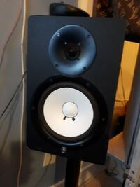 black and white subwoofer speaker Vancouver