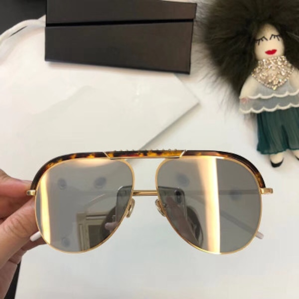 JULUFIO BIG FRAME AVANT BOUTIQUE SUNGLASSES 5