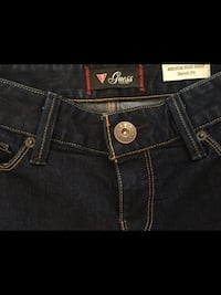 Girls size 14/16 Guess Jeans kids used once  Milton