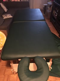 Massage table also used as eyelash extension table Ottawa, K1S 4L5